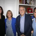 Vicki Kennedy, Rita Braver, Bob Barnett, Jeremy Bash