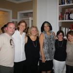 Mikey Dickerson,Megan Smith, Hilary Rosen, Tammy Haddad, Kara Swisher, Lucky Carney