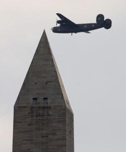 World War II Flyover