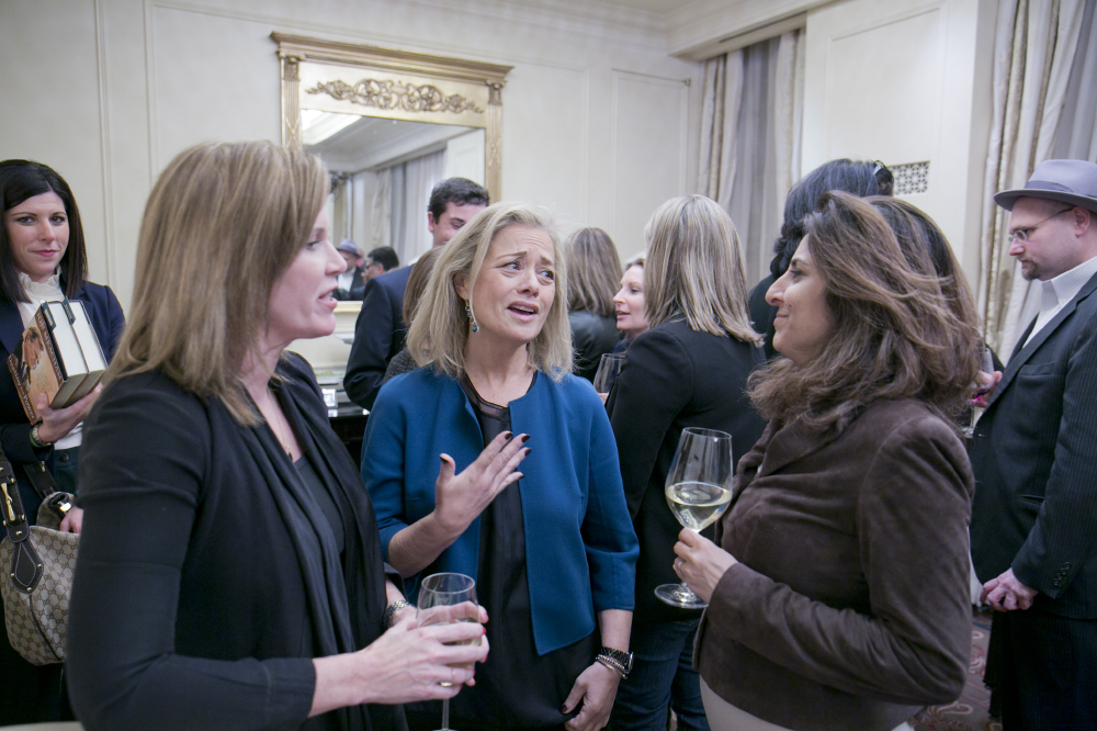 Stpehanie Cutter, Hilary Rosen, Neera Tanden