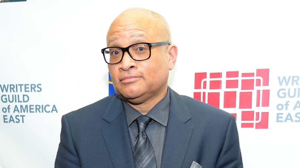 larry wilmore confederate flag