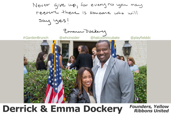 Derrick and Emma Dockery