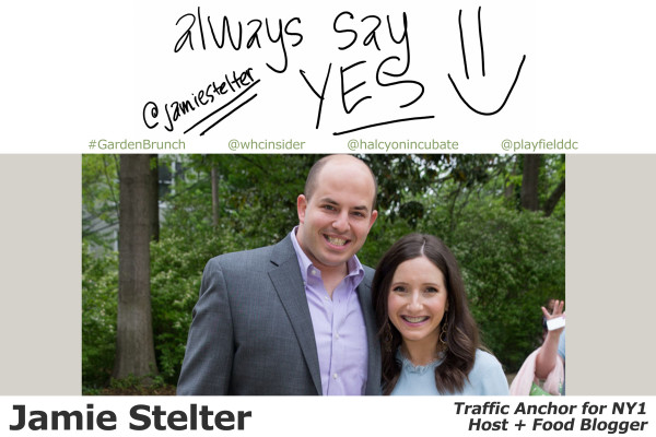 Brian and Jamie Stelter