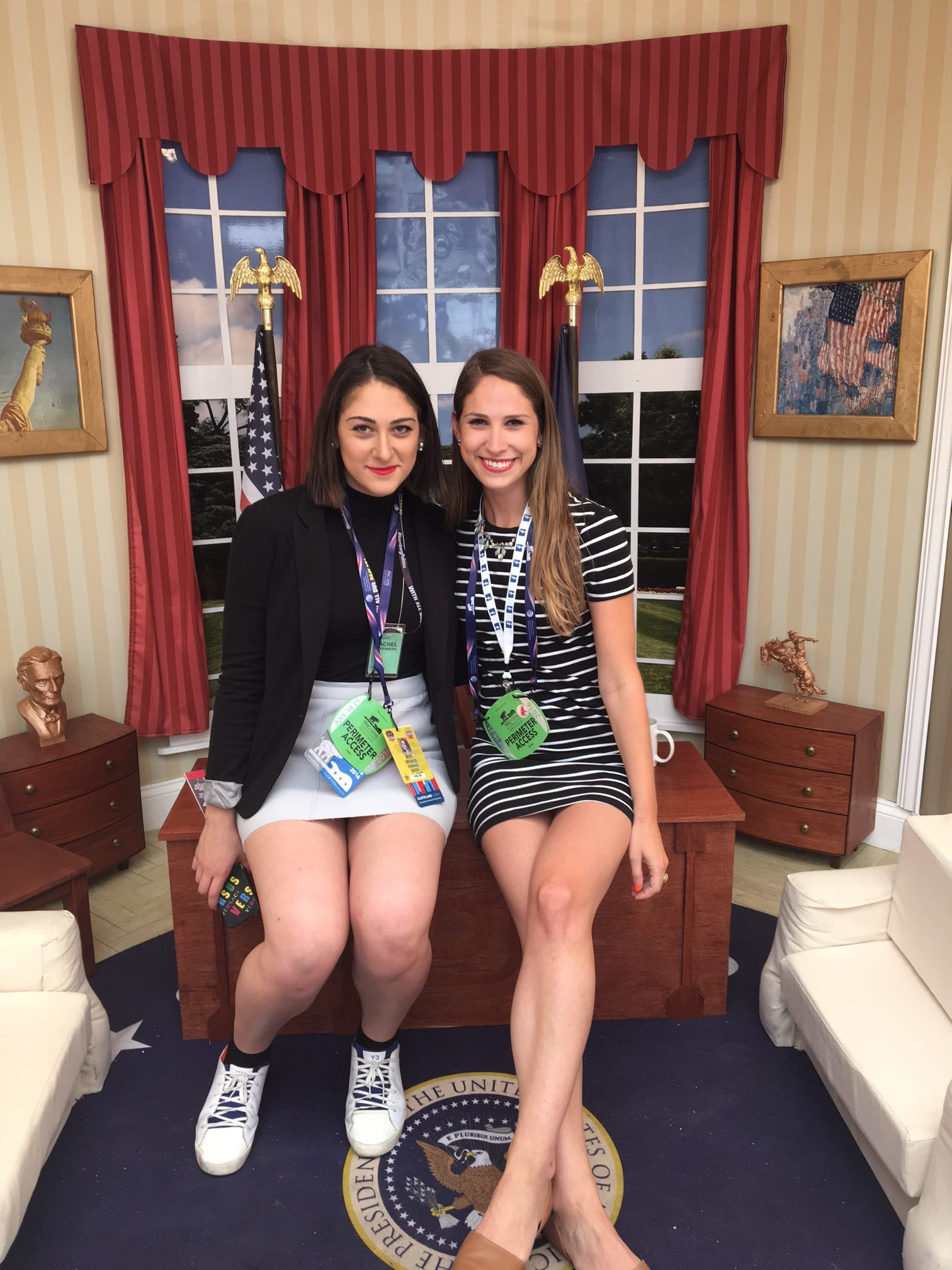 Rachel Greenberg, Volta Insider + Dayna Geldwert, Instagram Politics and Government Outreach