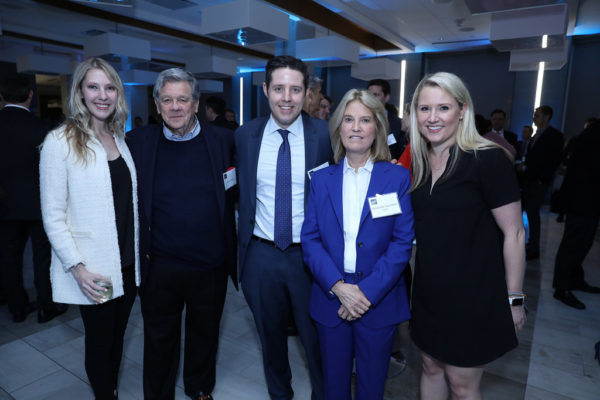Uber Welcomes Danielle Burr at DC Reception - White House