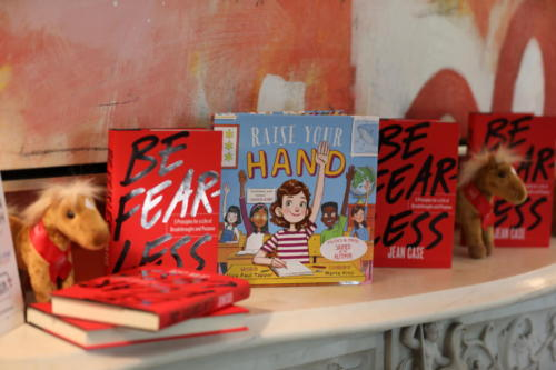 be-fearless-by-jean-case-and-raise-your-hand-by-alice-paul-tapper 32779489797 o