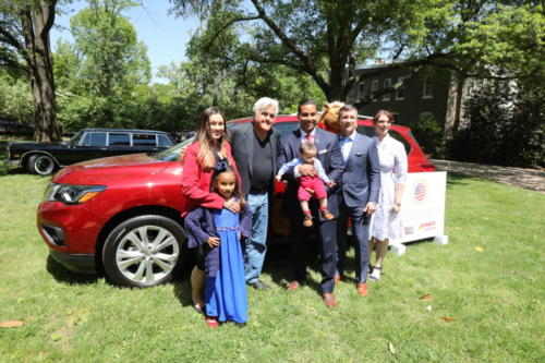 jay-leno-and-the-morales-family-with-wells-fargo-and-military-warriors-support-foundation 33845670928 o