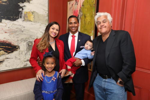 msgt-andrea-morales-biggs-and-family-with-jay-leno 33845676538 o